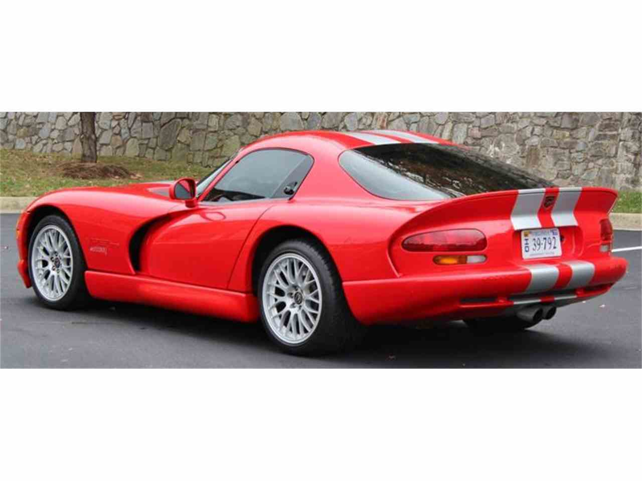 Large Picture of '00 Dodge Viper Offered by Cooper Corvettes - JTIR