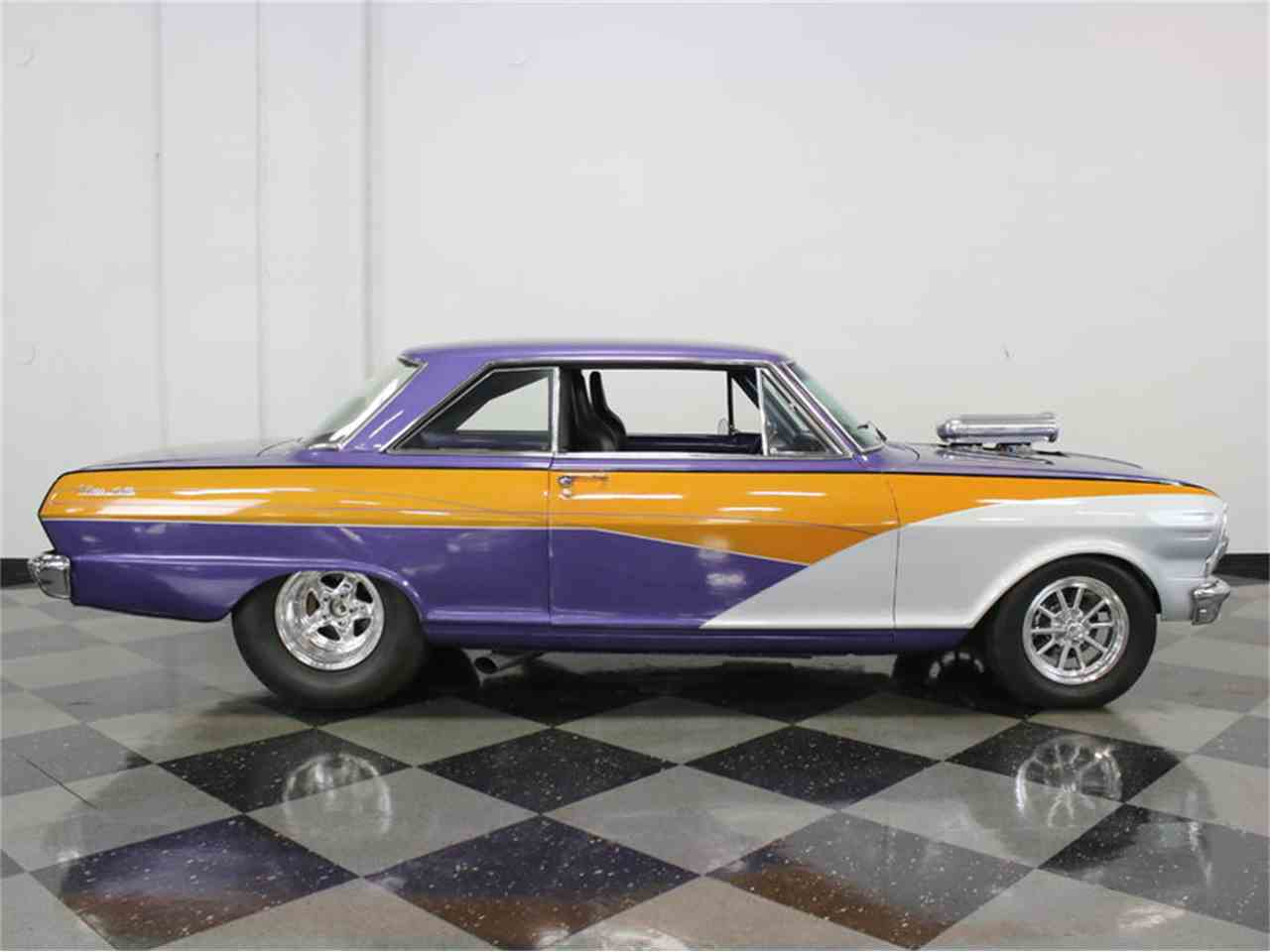 Large Picture of '65 Nova - JTIY