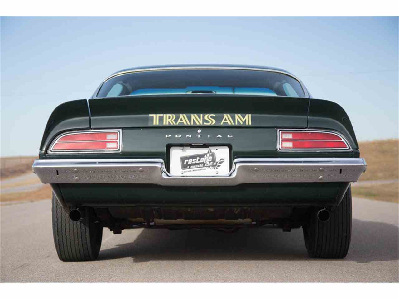 Large Picture of '73 Firebird Trans Am - JTJA
