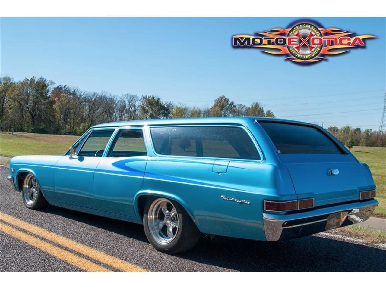 1966 Chevrolet Biscayne Wagon For Sale Cc 924767 Station Large Picture Of 66 Jtjz