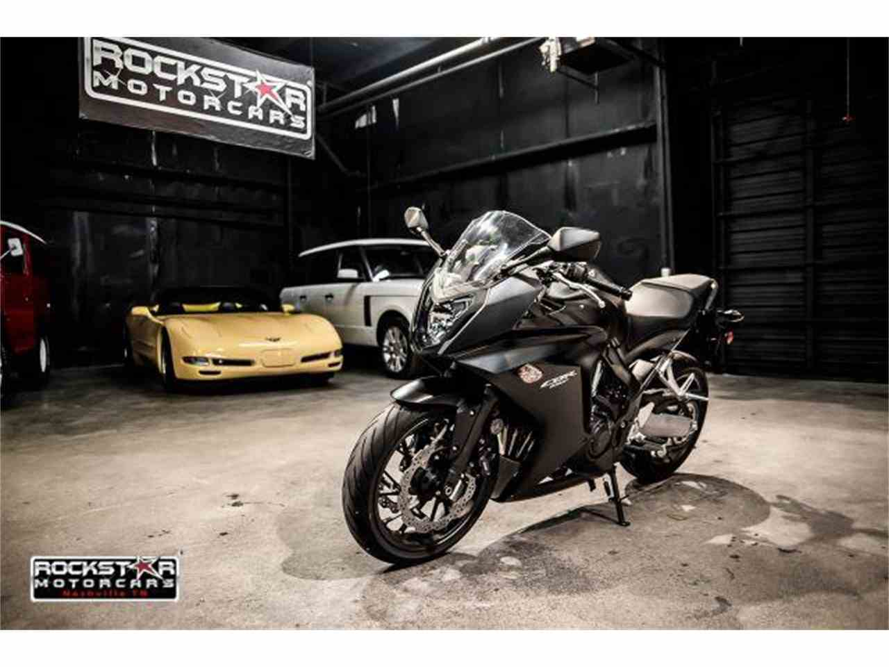 Large Picture of '15 Honda CBR650F located in Tennessee - JTL5