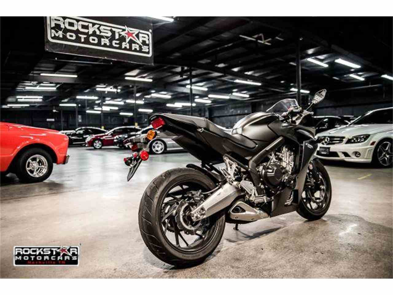 Large Picture of 2015 Honda CBR650F located in Tennessee - JTL5