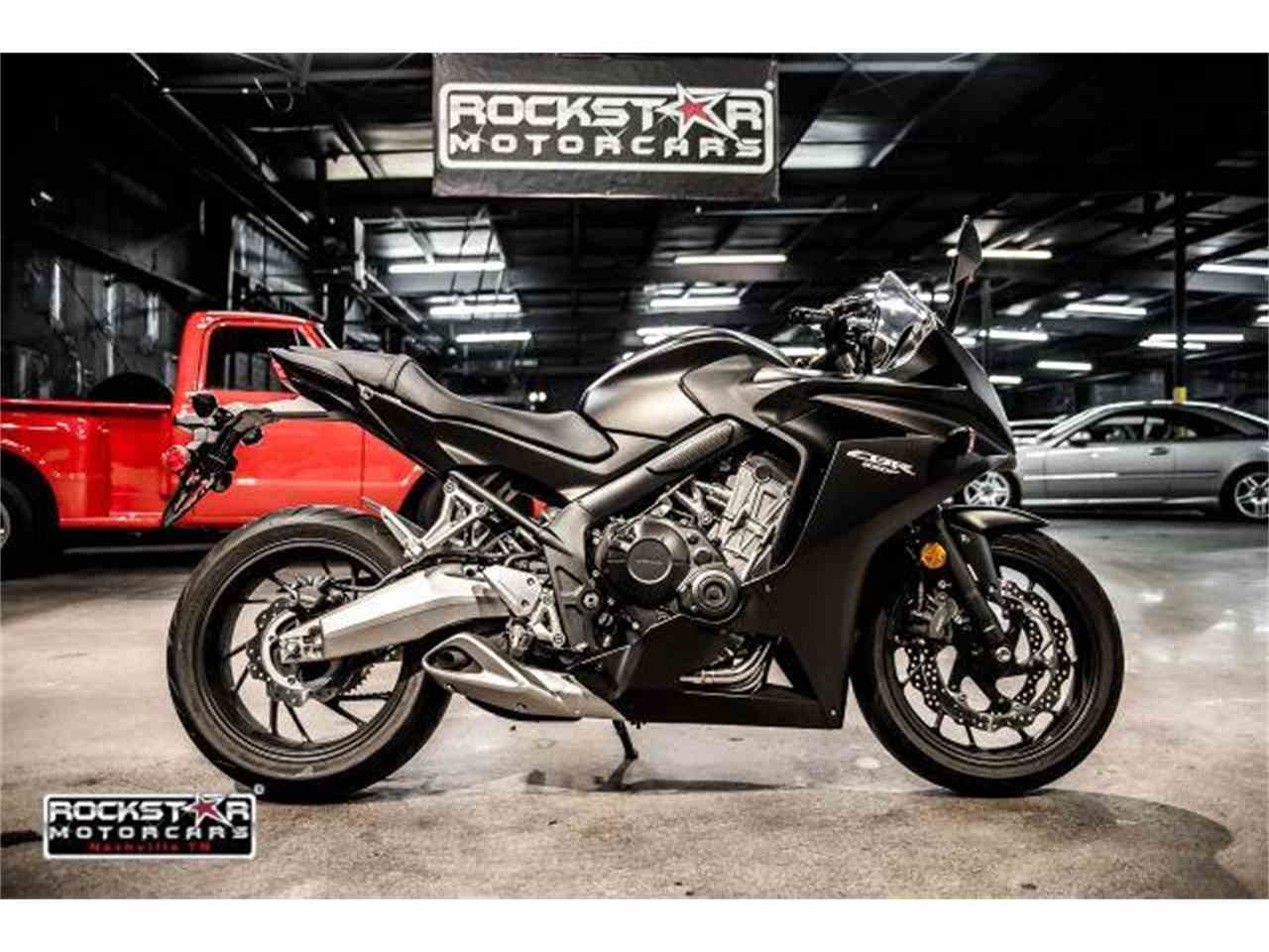 Large Picture of '15 Honda CBR650F located in Tennessee - $5,999.00 - JTL5
