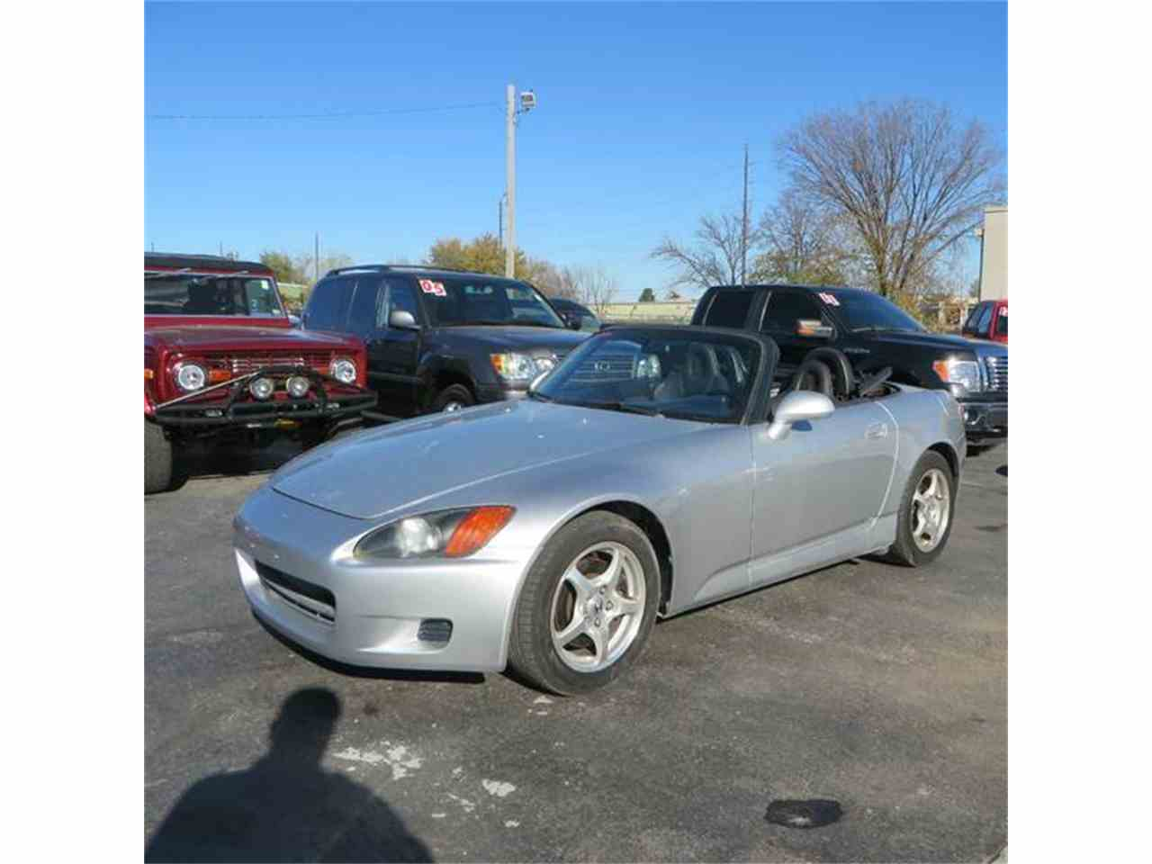 Large Picture of '02 S2000 - $11,987.00 Offered by All American Auto Mart Inc - JTLE