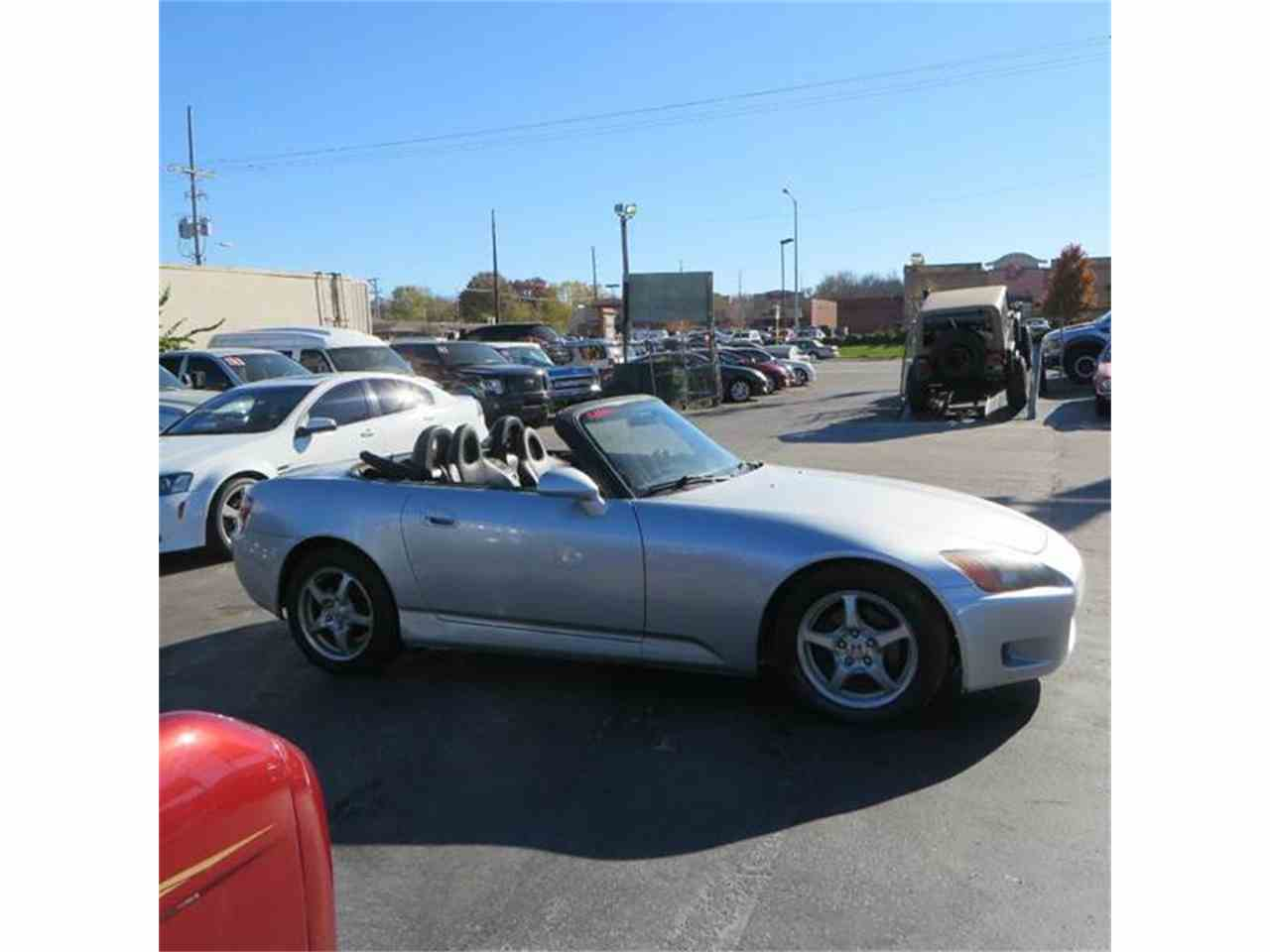 Large Picture of '02 S2000 located in Olathe Kansas Offered by All American Auto Mart Inc - JTLE