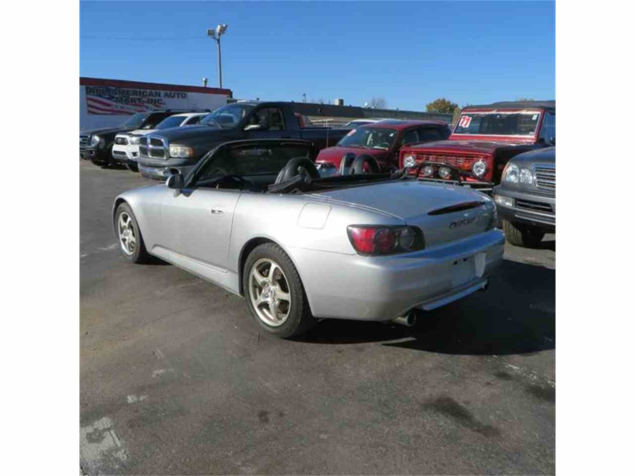 Large Picture of 2002 Honda S2000 located in Olathe Kansas - $11,987.00 - JTLE