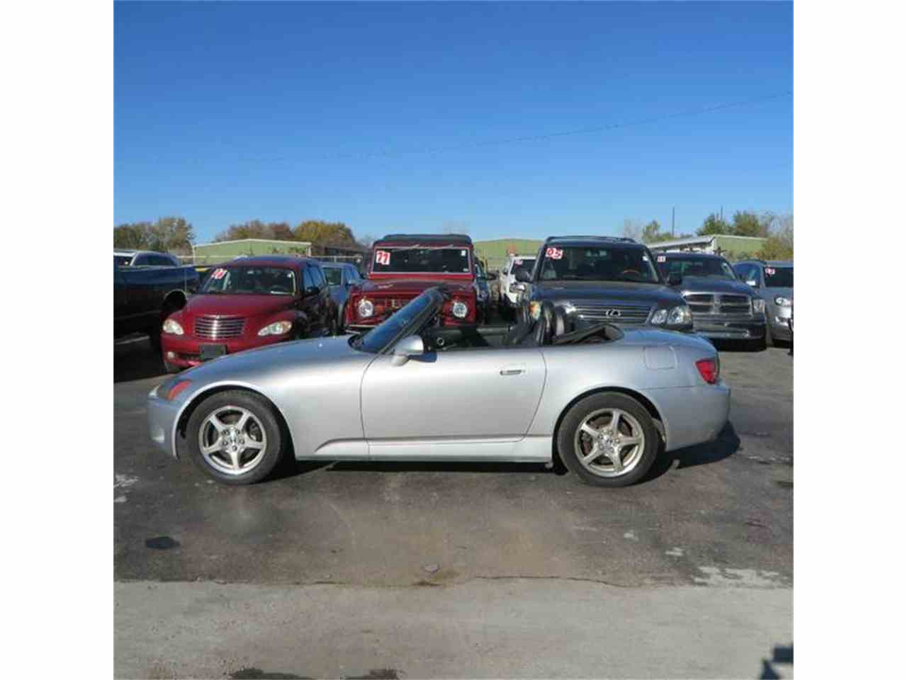 Large Picture of 2002 S2000 - JTLE