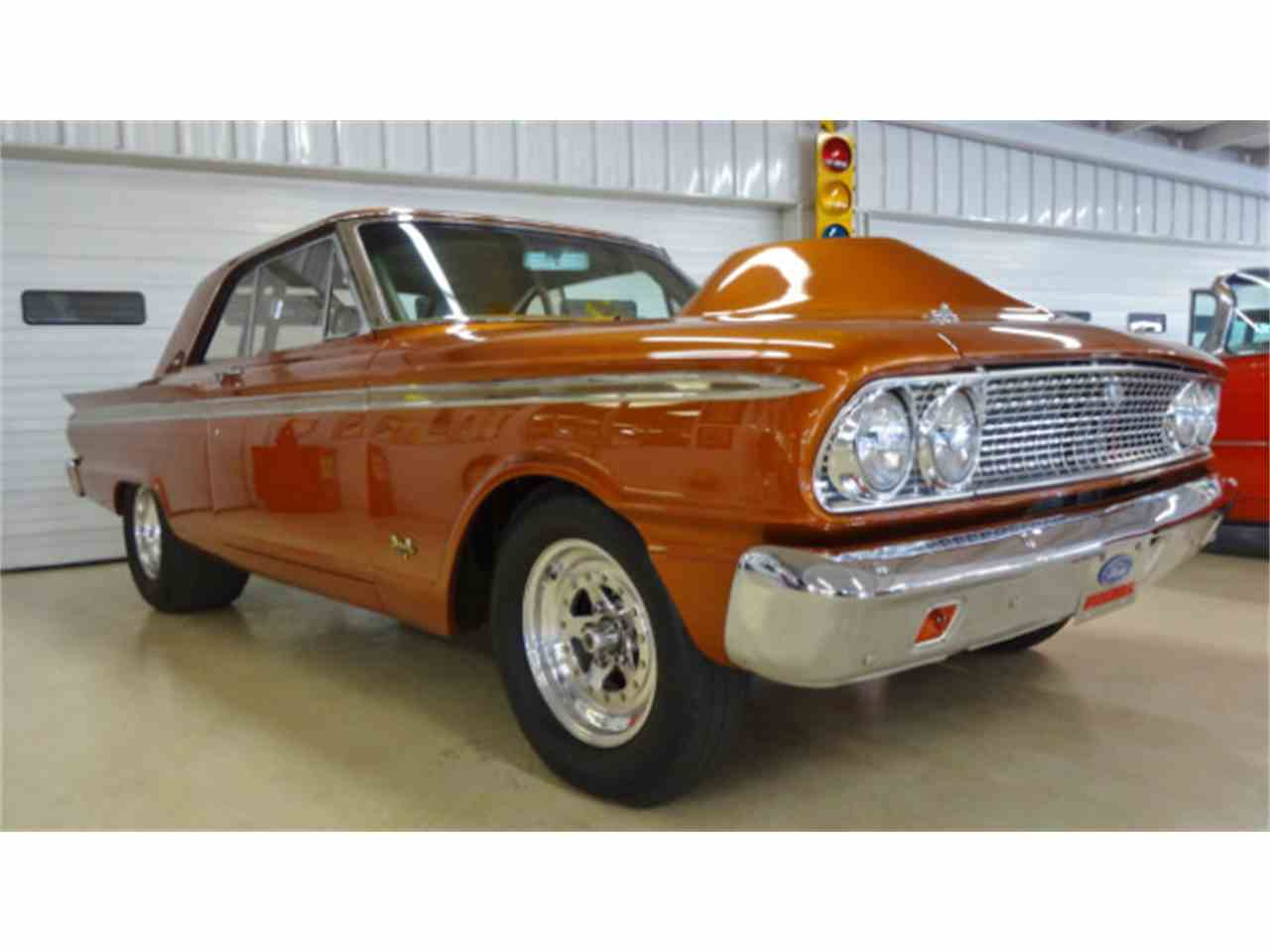 Large Picture of '63 Fairlane 500 - JTLR