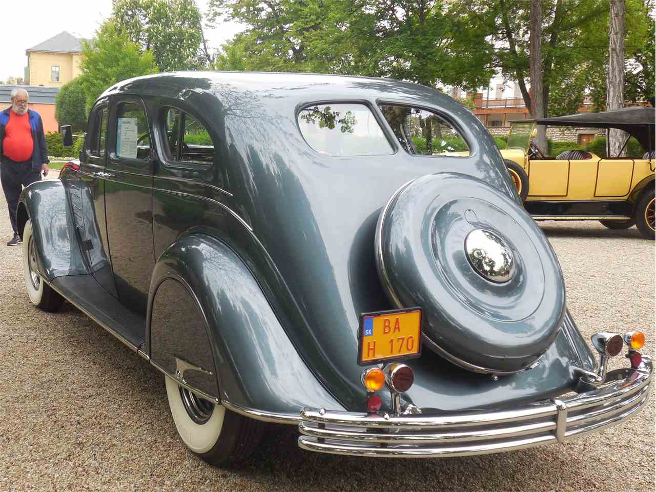 Large Picture of '34 Airflow - JTMM