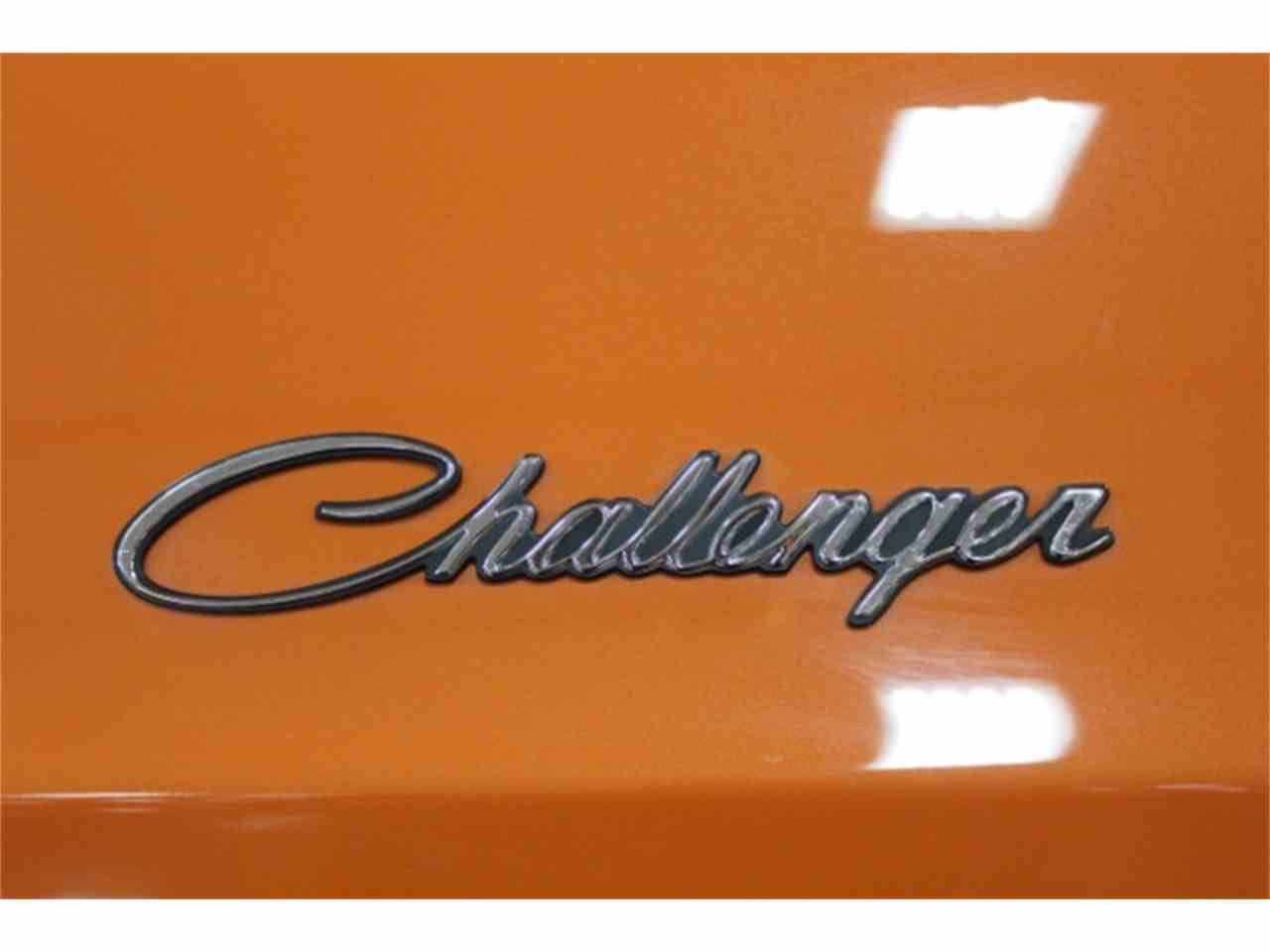 Large Picture of '70 Challenger - JQ95