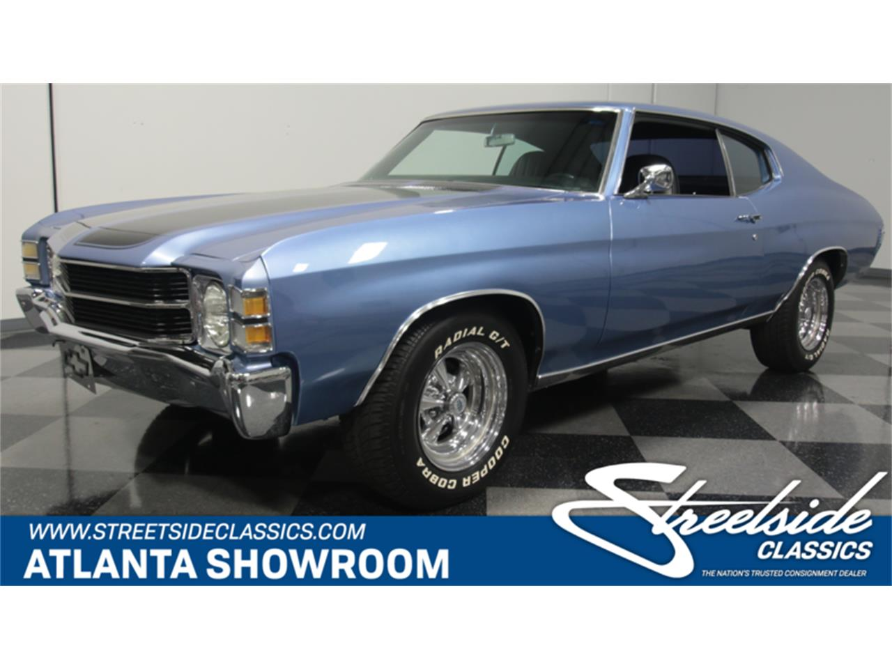 Large Picture of Classic '71 Chevrolet Chevelle located in Georgia - $25,995.00 Offered by Streetside Classics - Atlanta - JTNM