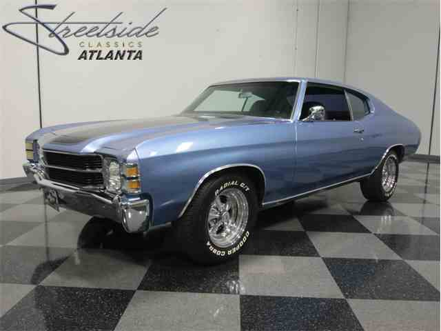 Picture of 1971 Chevrolet Chevelle - $25,995.00 Offered by  - JTNM
