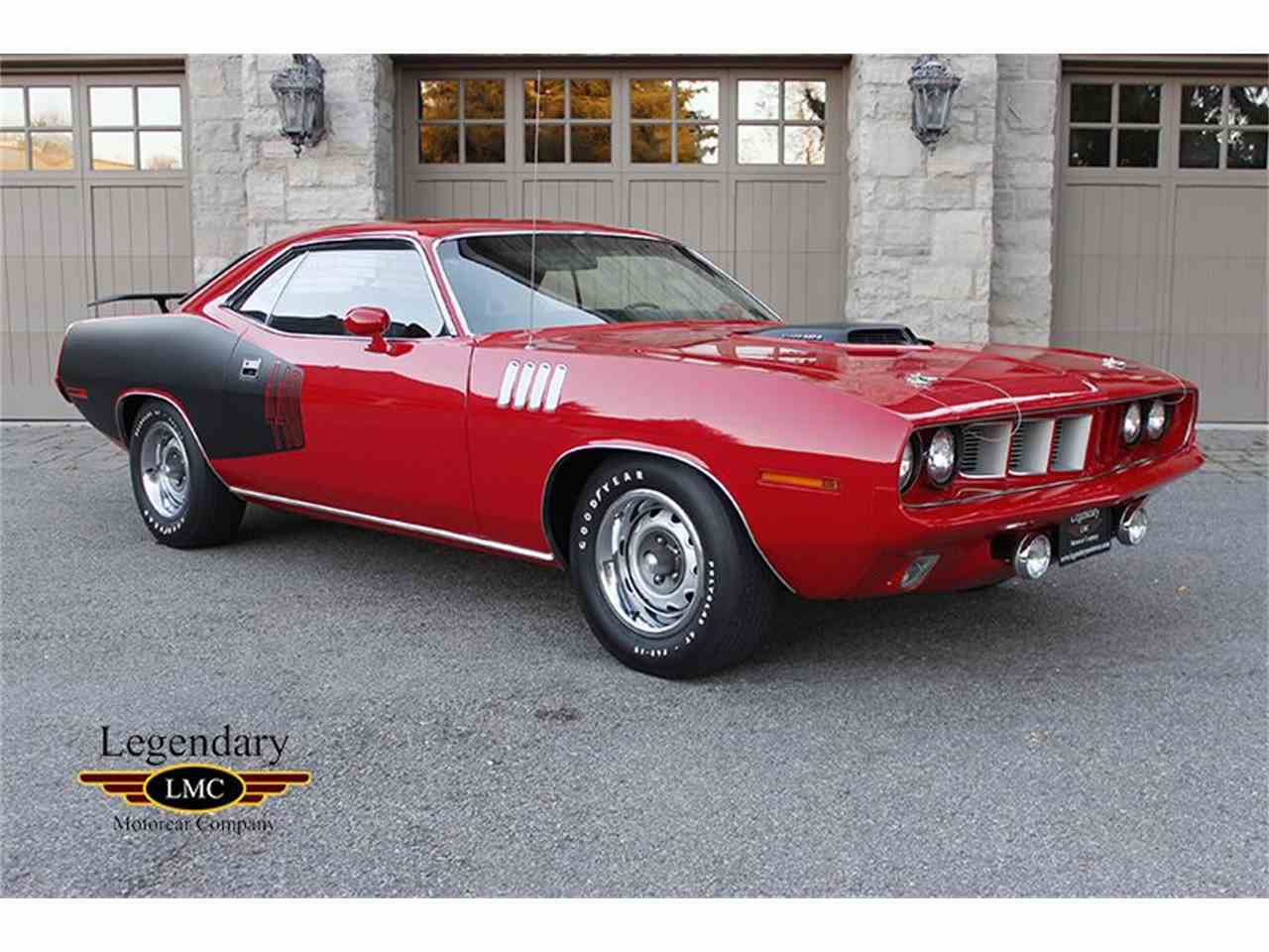 Large Picture of Classic 1971 Cuda 440/6Pack - $119,900.00 - JTNT