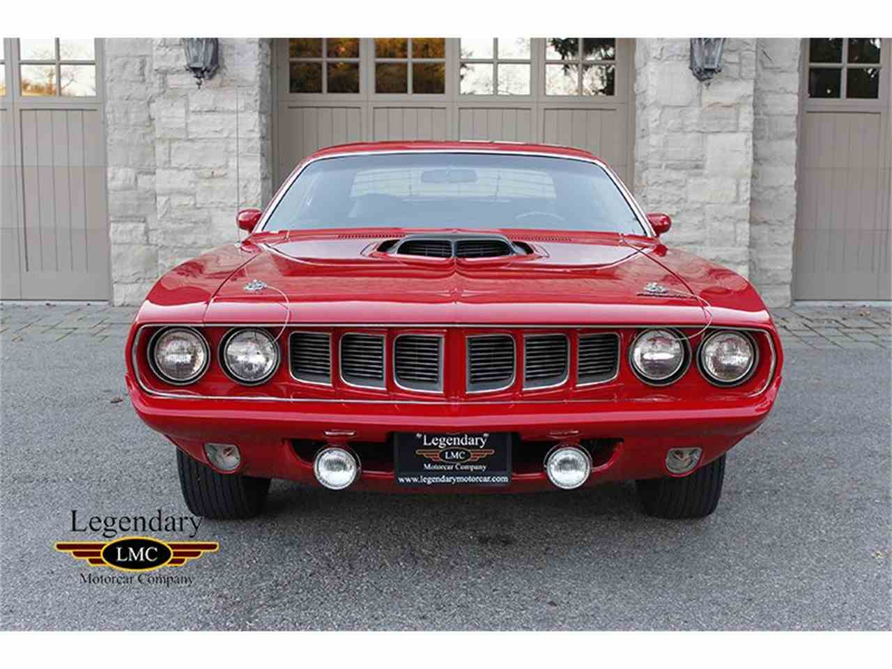 Large Picture of 1971 Cuda 440/6Pack - JTNT