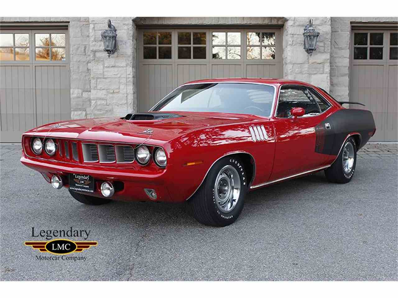 Large Picture of Classic '71 Plymouth Cuda 440/6Pack - JTNT