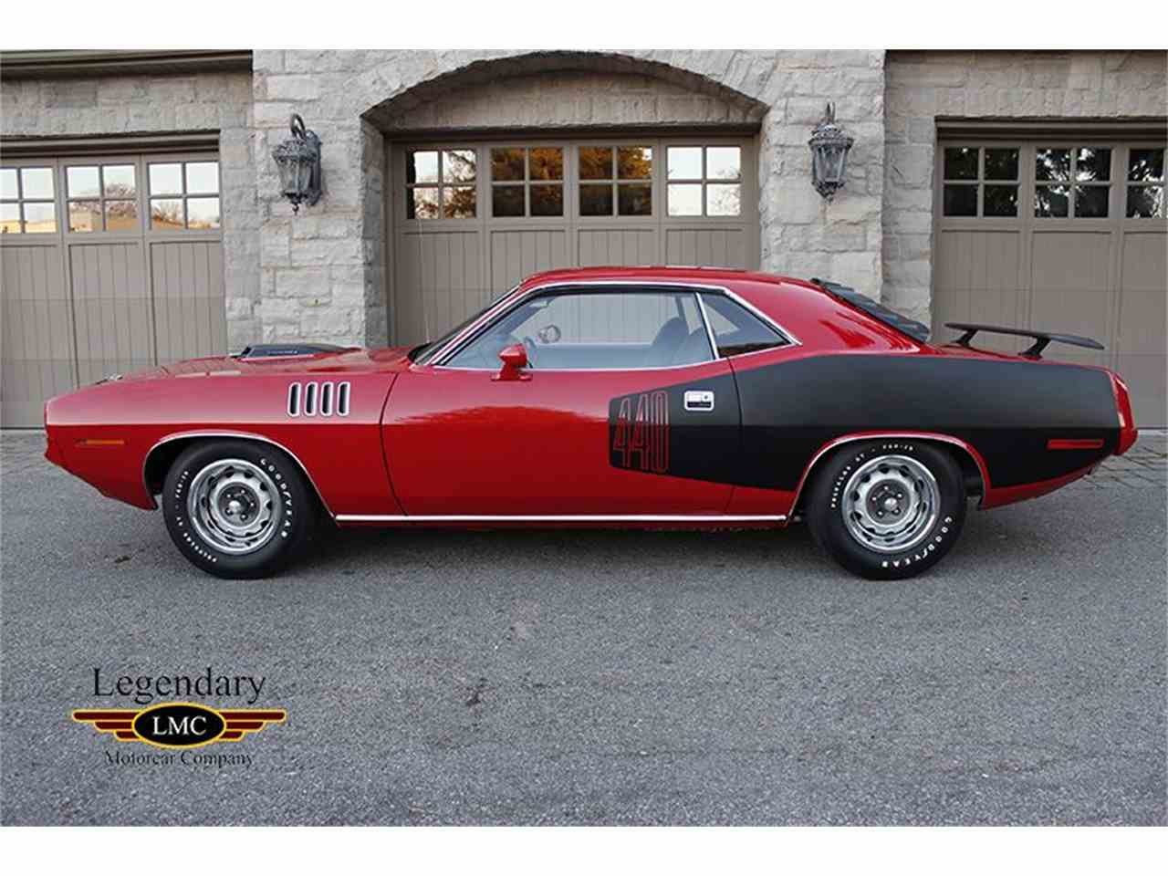 Large Picture of Classic 1971 Cuda 440/6Pack - $119,900.00 Offered by Legendary Motorcar Company - JTNT