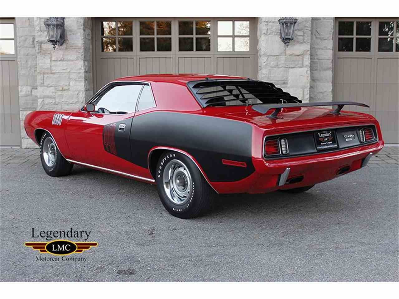 Large Picture of 1971 Cuda 440/6Pack located in Halton Hills Ontario Offered by Legendary Motorcar Company - JTNT
