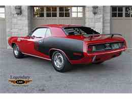 Picture of 1971 Plymouth Cuda 440/6Pack located in Halton Hills Ontario - $119,900.00 Offered by Legendary Motorcar Company - JTNT
