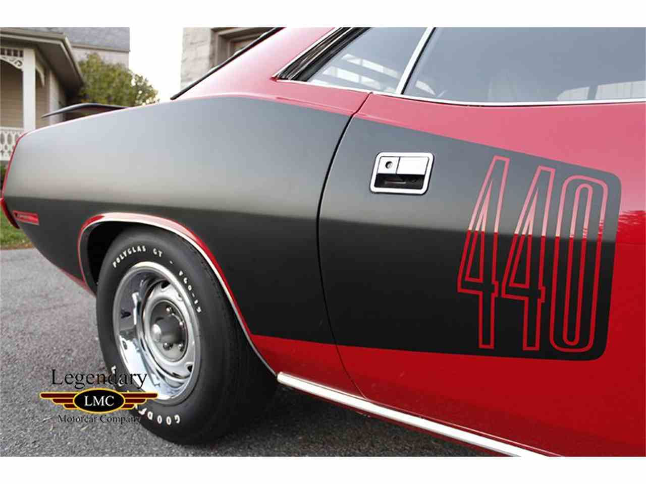 Large Picture of Classic '71 Cuda 440/6Pack - $119,900.00 Offered by Legendary Motorcar Company - JTNT