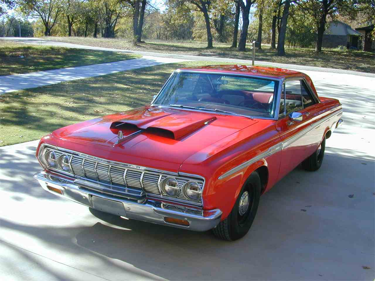 1964 Plymouth Sport Fury For Sale Classiccars Com Cc