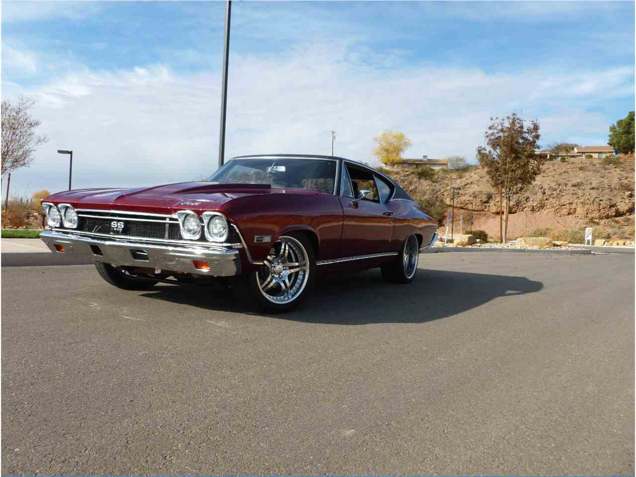 1968 chevrolet chevelle ss for sale cc 924942. Black Bedroom Furniture Sets. Home Design Ideas
