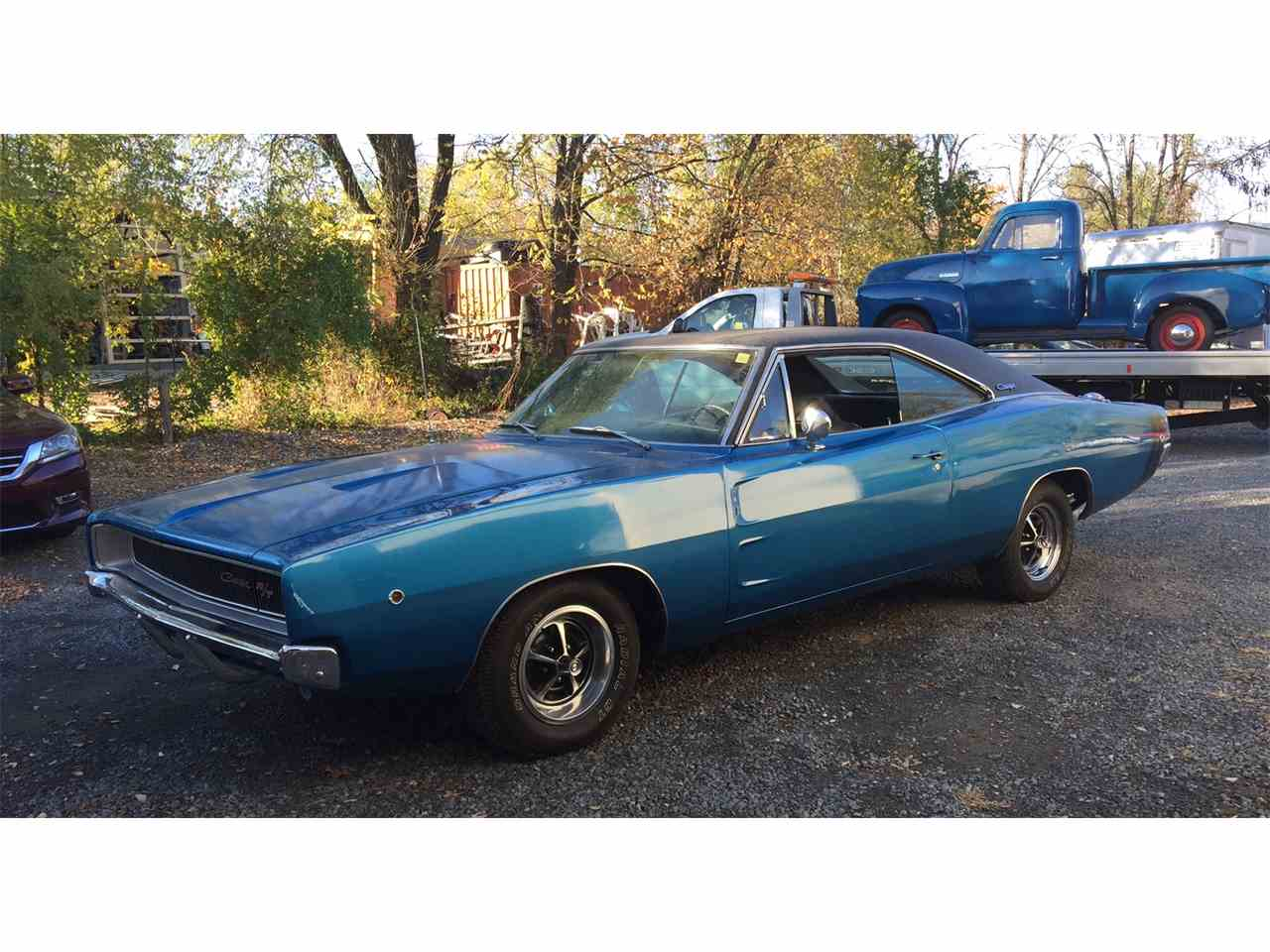 Large Picture of 1968 Dodge Charger located in Harpers Ferry  West Virginia Offered by Champion Pre-Owned Classics - JTP3