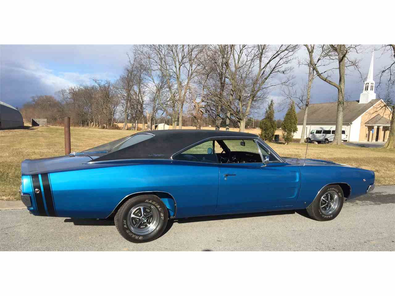 Large Picture of Classic 1968 Dodge Charger Offered by Champion Pre-Owned Classics - JTP3