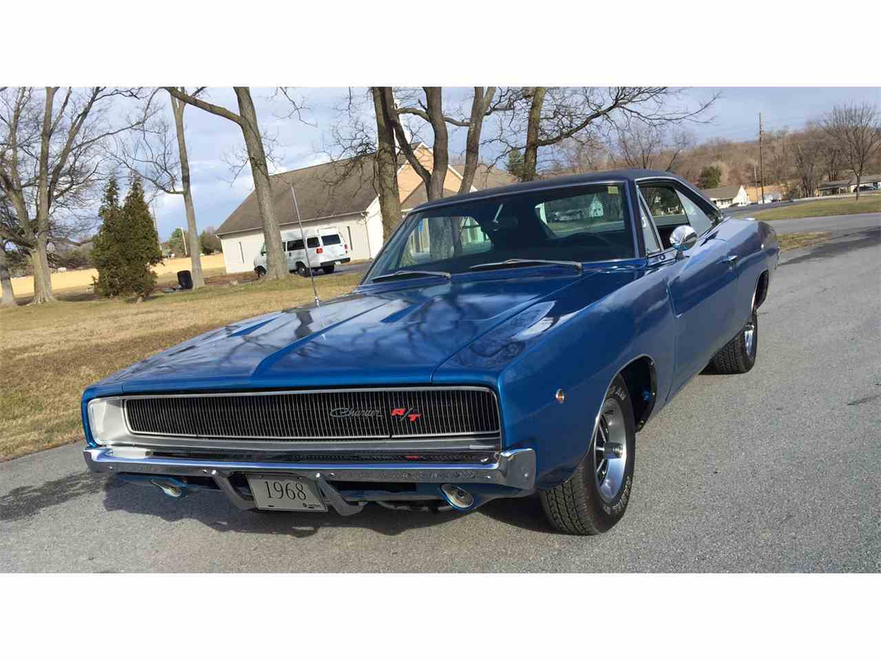 Large Picture of Classic '68 Dodge Charger - $58,500.00 Offered by Champion Pre-Owned Classics - JTP3
