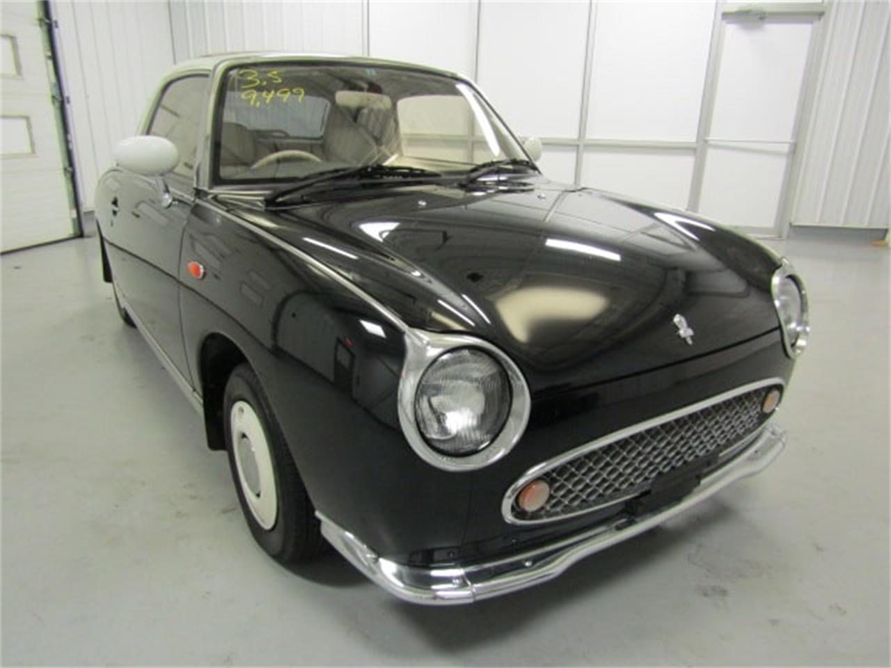 Large Picture of '91 Nissan Figaro - $10,900.00 Offered by Duncan Imports & Classic Cars - JQ9C