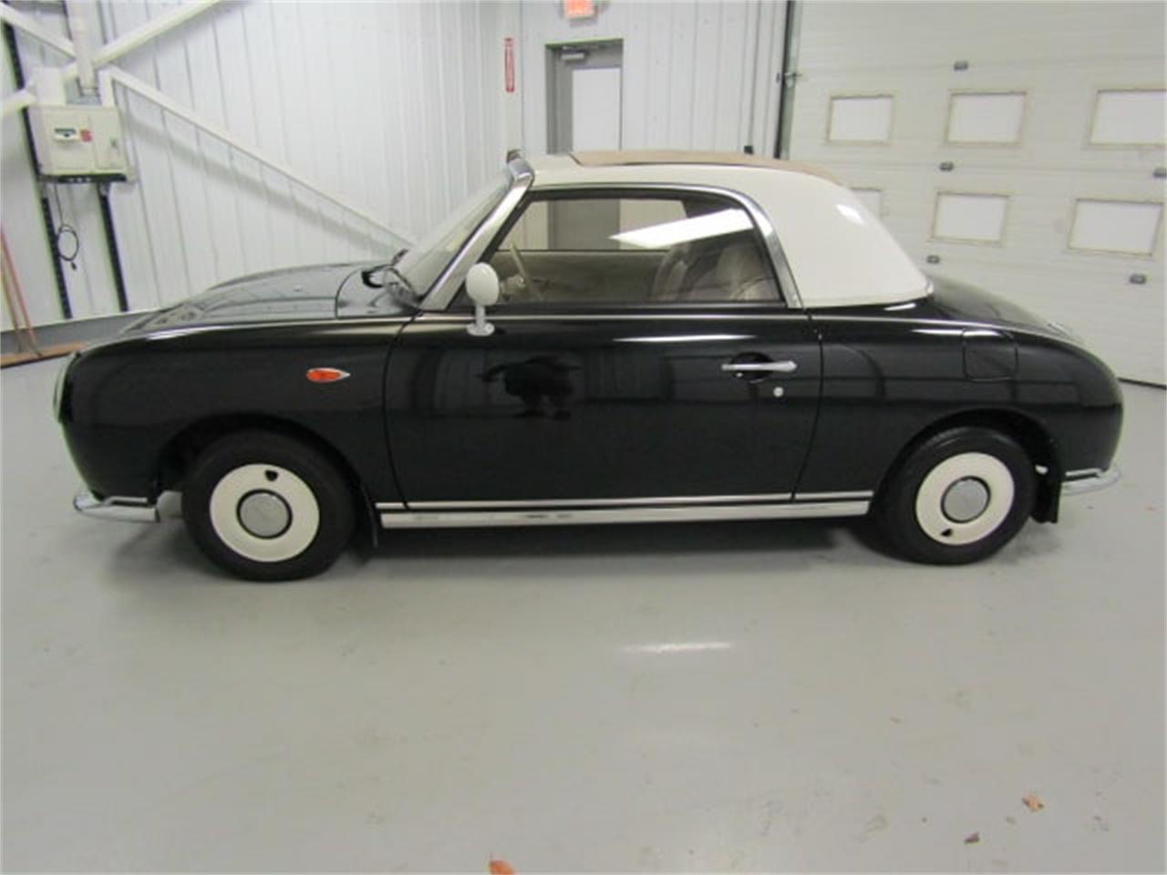 Large Picture of '91 Nissan Figaro located in Christiansburg Virginia - $10,900.00 Offered by Duncan Imports & Classic Cars - JQ9C