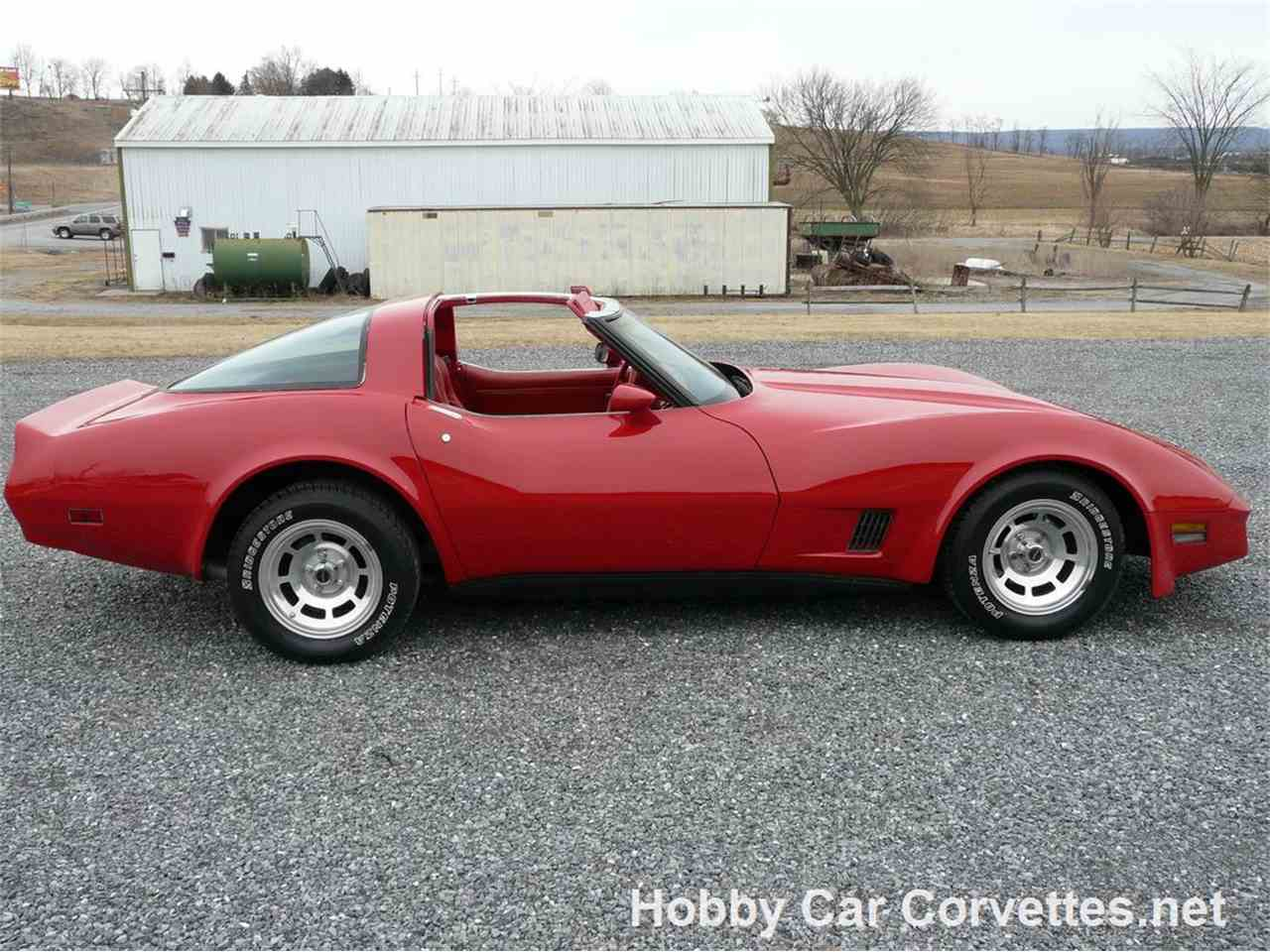 Large Picture of '81 Corvette - JTPK