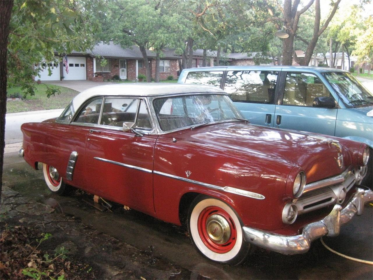 Large Picture of Classic 1952 Ford Victoria - $9,950.00 - JTPW