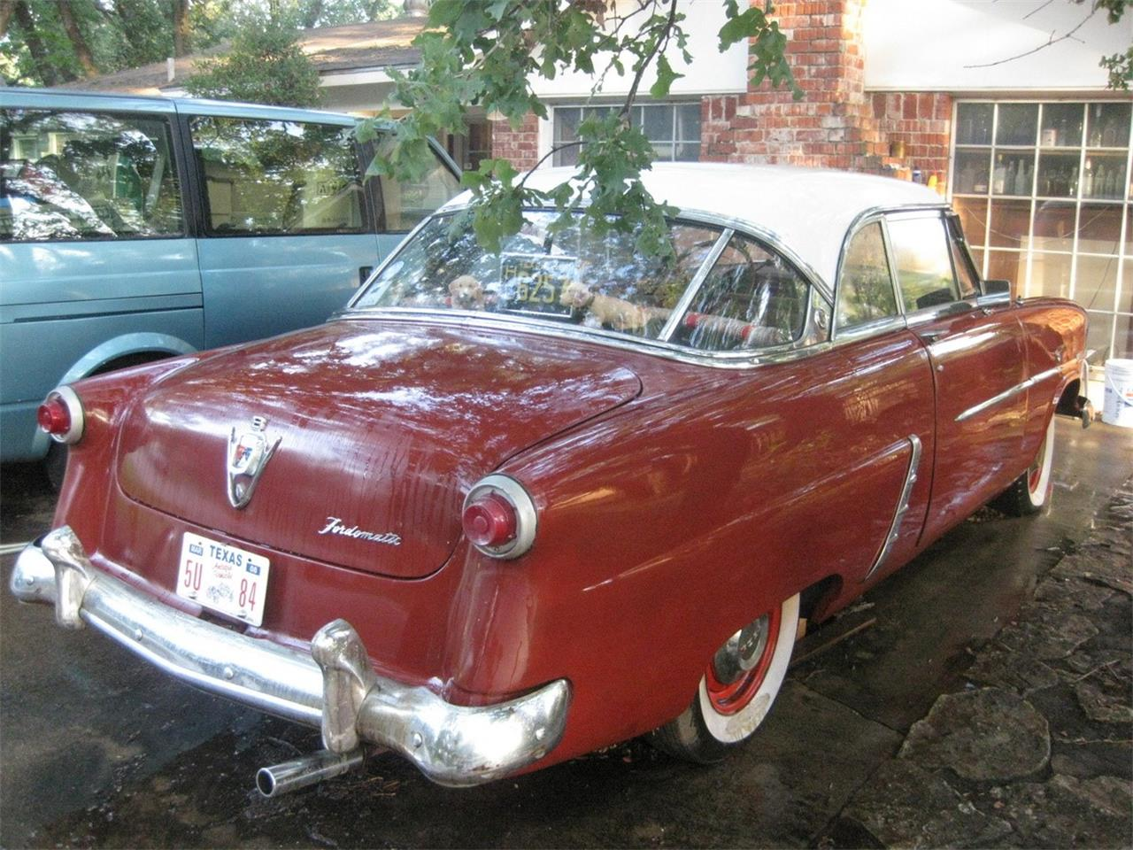 Large Picture of 1952 Ford Victoria - JTPW