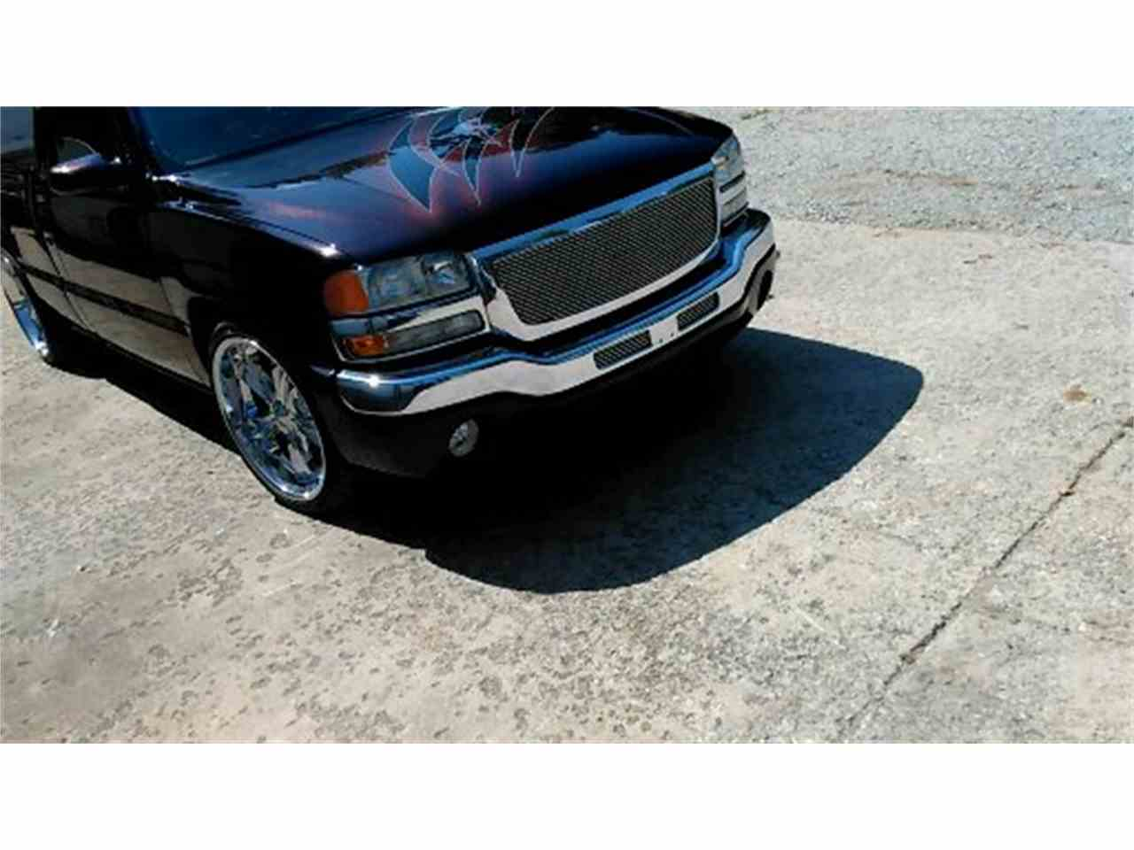 Large Picture of '03 Sierra - JQ9F