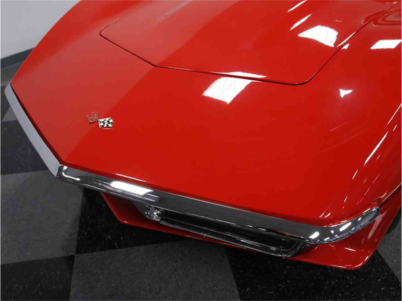 Large Picture of '72 Chevrolet Corvette located in North Carolina - $29,995.00 Offered by Streetside Classics - Charlotte - JTQU