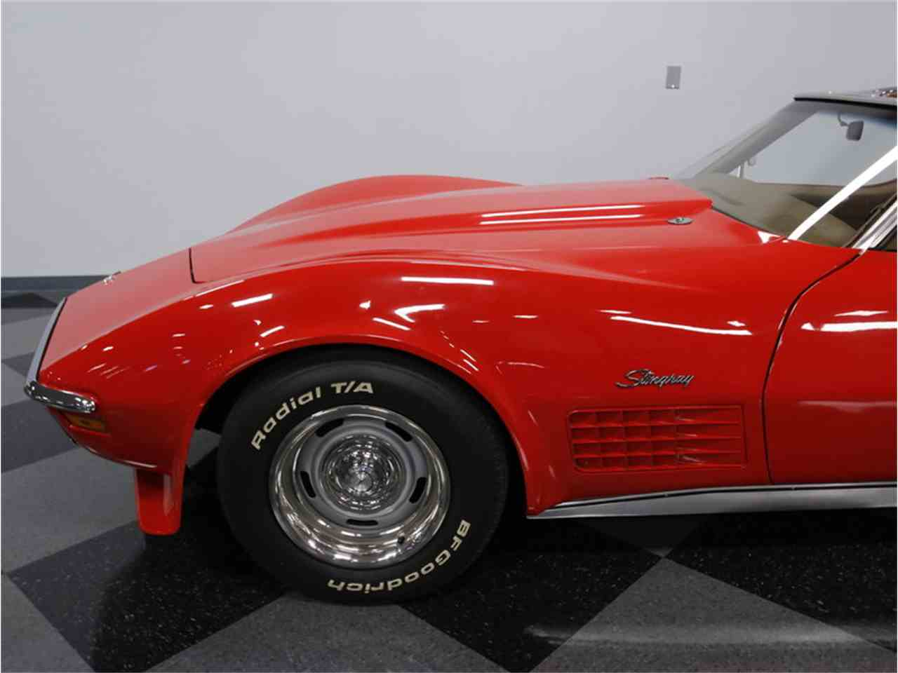 Large Picture of Classic 1972 Chevrolet Corvette Offered by Streetside Classics - Charlotte - JTQU
