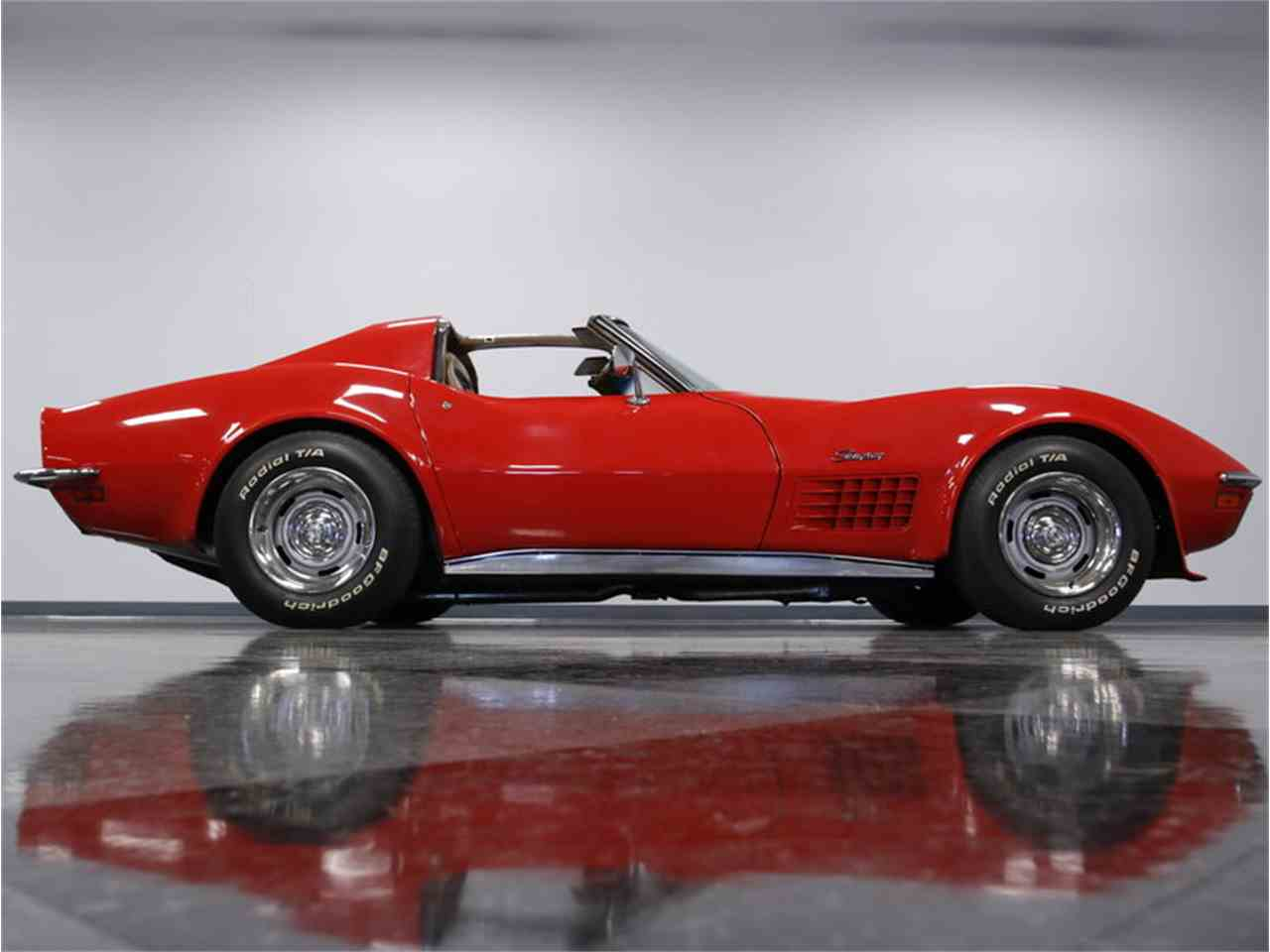 Large Picture of '72 Chevrolet Corvette Offered by Streetside Classics - Charlotte - JTQU
