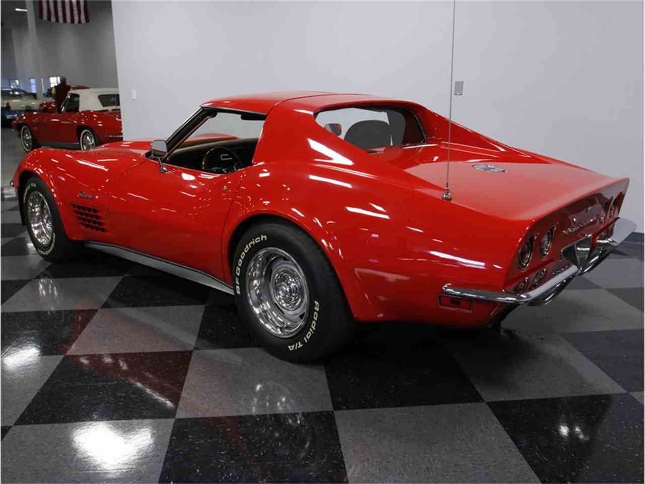 Large Picture of Classic 1972 Chevrolet Corvette located in North Carolina - $29,995.00 Offered by Streetside Classics - Charlotte - JTQU