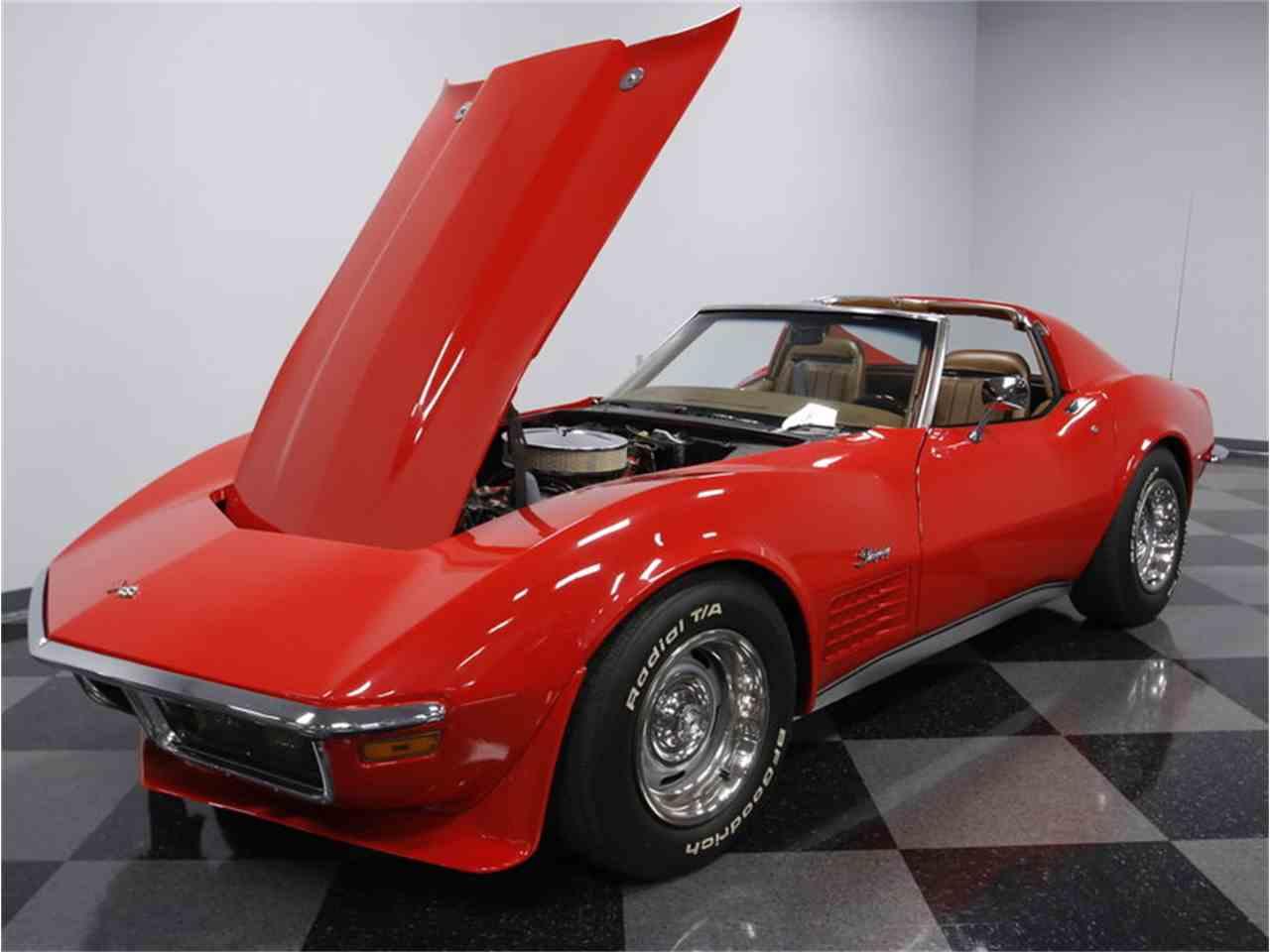 Large Picture of 1972 Chevrolet Corvette - $29,995.00 - JTQU