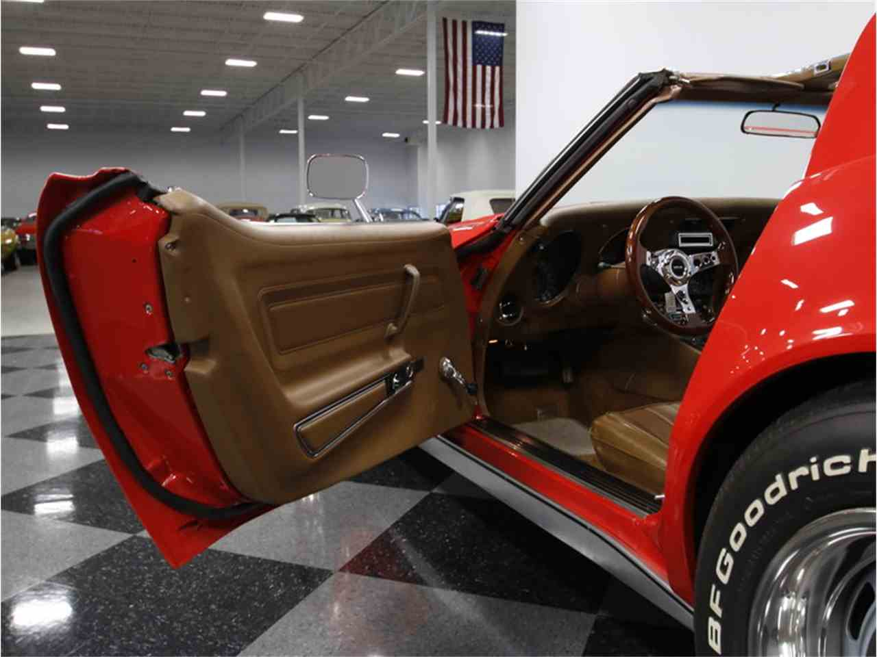 Large Picture of 1972 Corvette located in Concord North Carolina - JTQU
