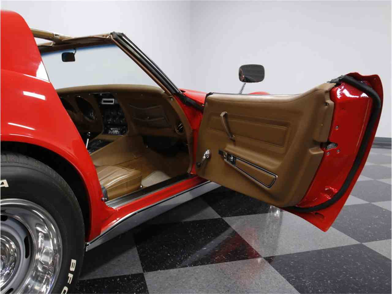 Large Picture of Classic '72 Chevrolet Corvette Offered by Streetside Classics - Charlotte - JTQU