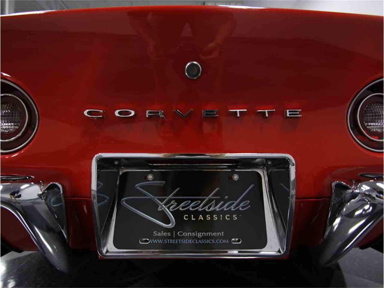 Large Picture of Classic 1972 Chevrolet Corvette located in Concord North Carolina - $29,995.00 Offered by Streetside Classics - Charlotte - JTQU