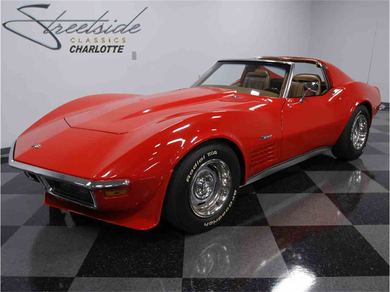 Large Picture of 1972 Corvette Offered by Streetside Classics - Charlotte - JTQU