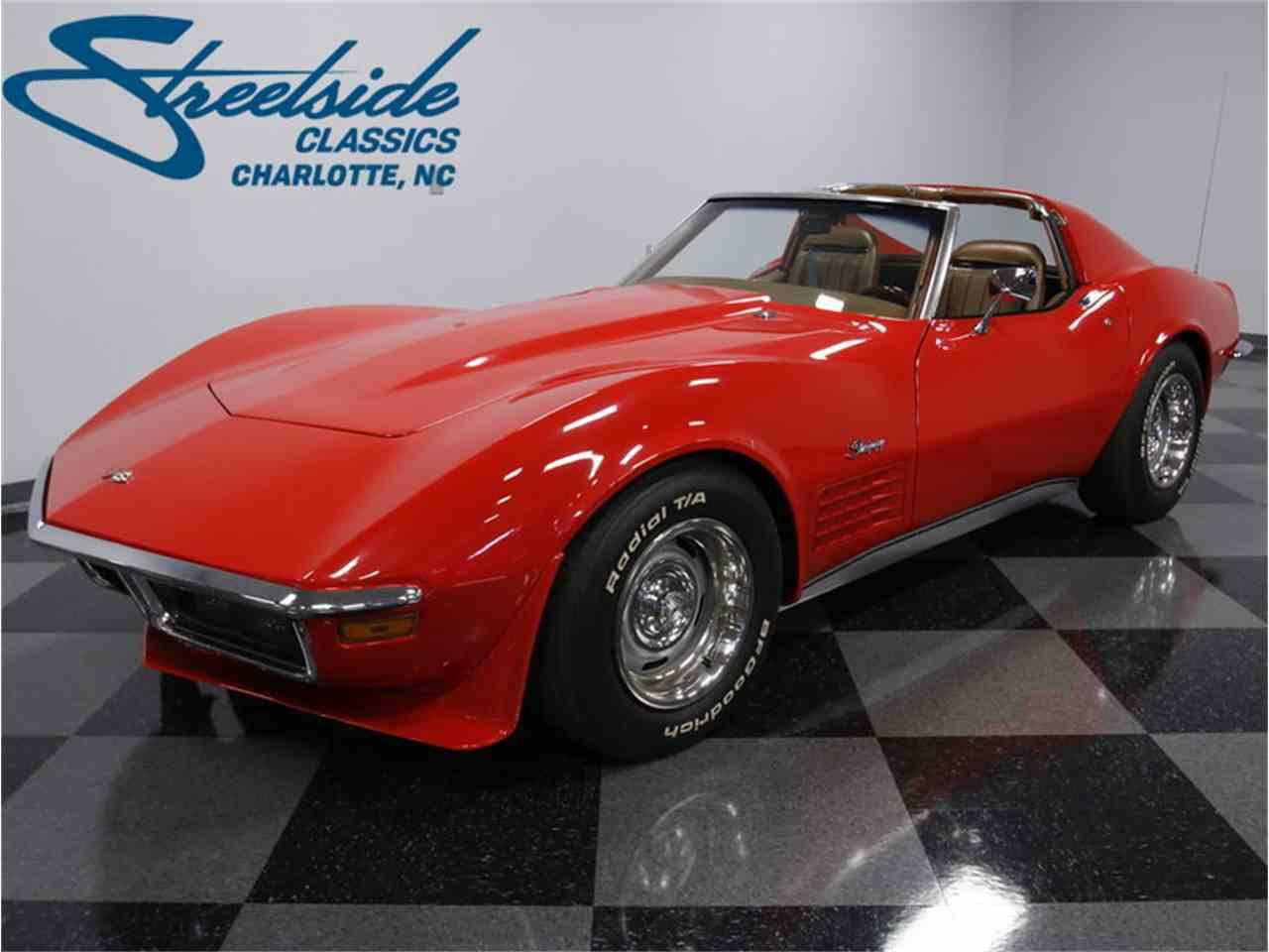Large Picture of '72 Corvette located in Concord North Carolina - JTQU