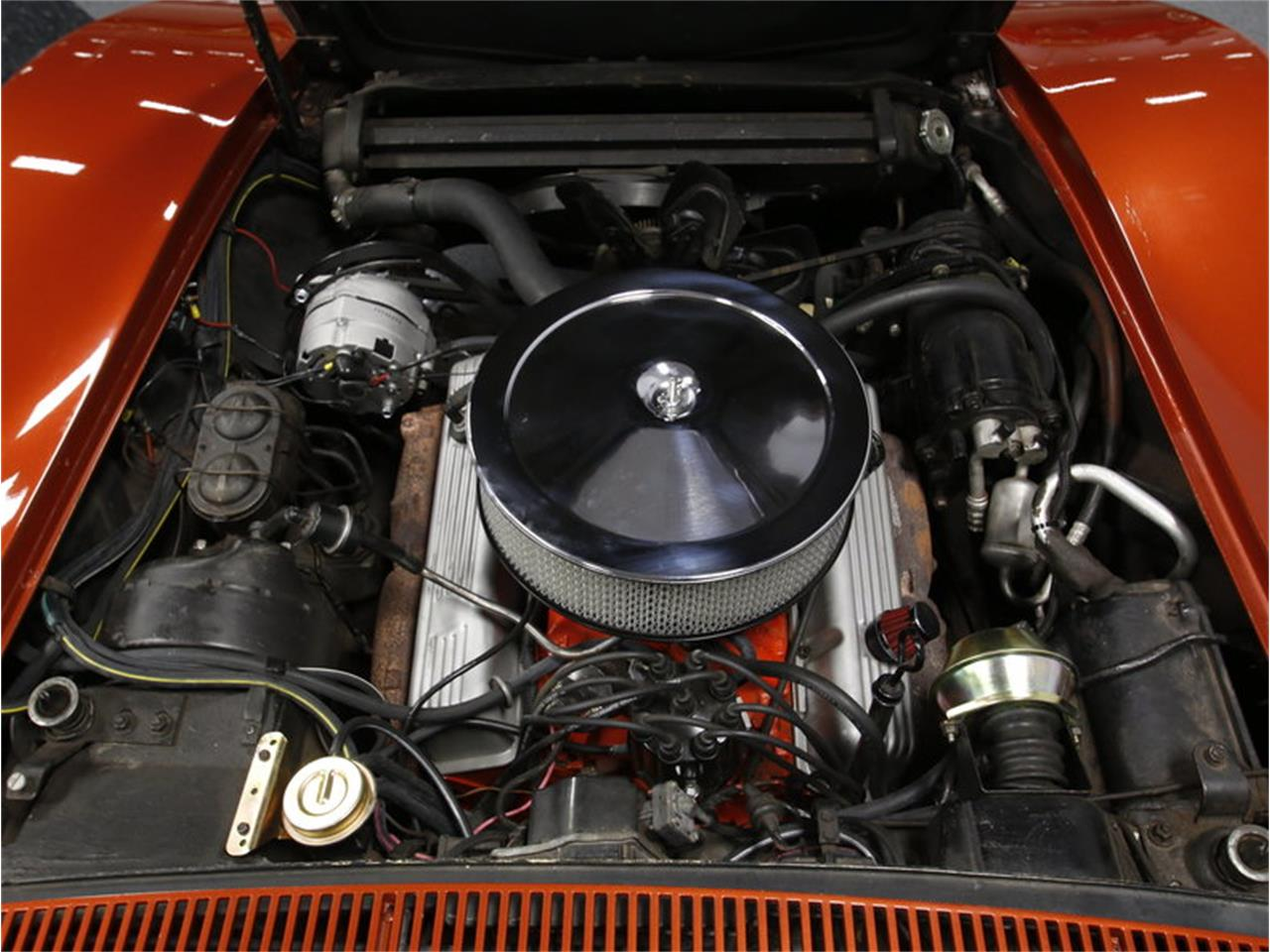 Large Picture of 1970 Chevrolet Corvette Offered by Streetside Classics - Charlotte - JTQZ
