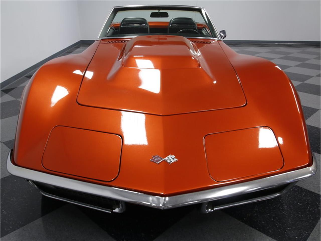 Large Picture of Classic '70 Chevrolet Corvette located in Concord North Carolina - $27,995.00 Offered by Streetside Classics - Charlotte - JTQZ