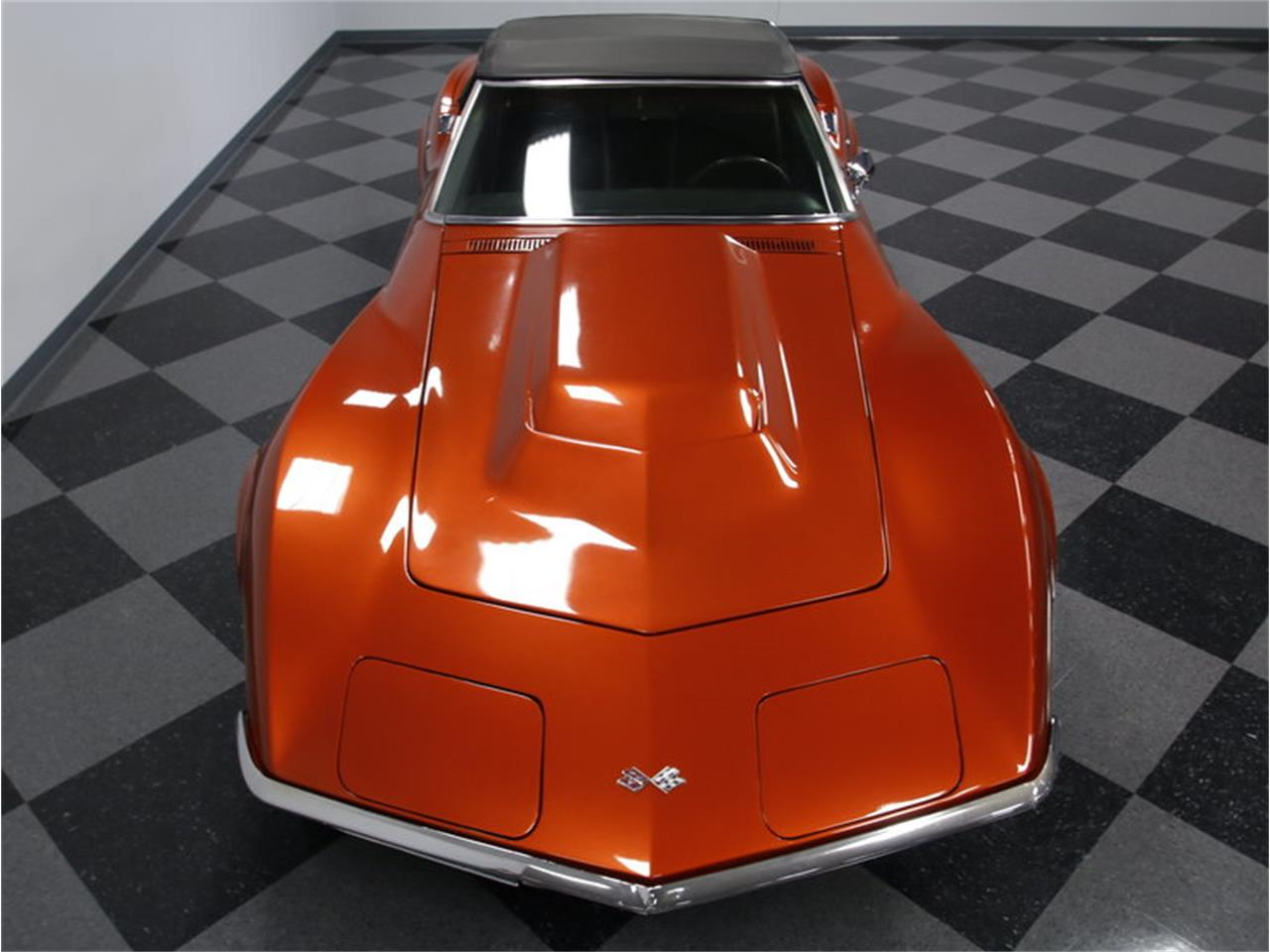 Large Picture of Classic 1970 Corvette located in North Carolina Offered by Streetside Classics - Charlotte - JTQZ