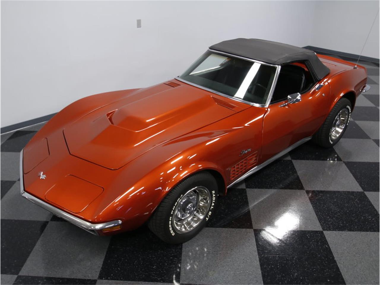 Large Picture of Classic '70 Chevrolet Corvette - JTQZ