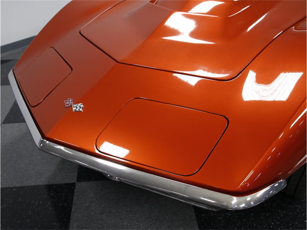 Large Picture of Classic 1970 Corvette located in North Carolina - $27,995.00 Offered by Streetside Classics - Charlotte - JTQZ