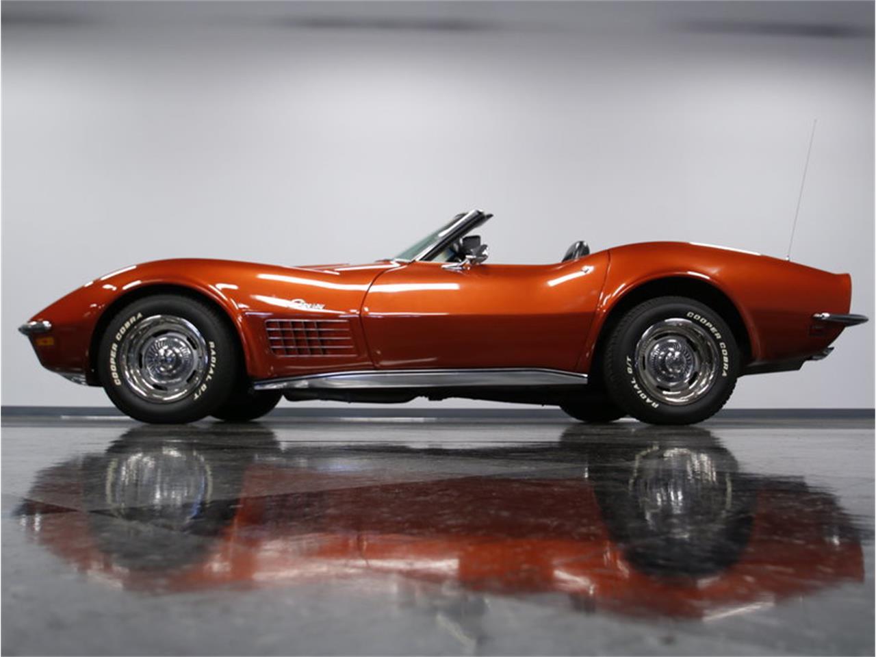 Large Picture of Classic 1970 Corvette located in Concord North Carolina - $27,995.00 Offered by Streetside Classics - Charlotte - JTQZ